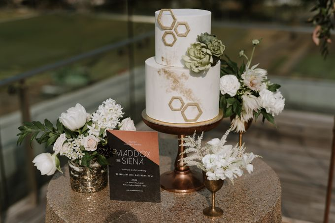 Modern Eclectic 1 by Everitt Weddings - 021