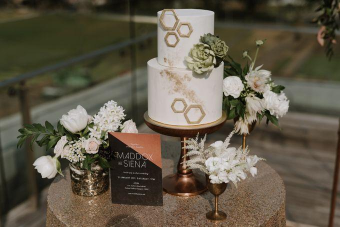 Modern Eclectic 1 by Everitt Weddings - 022