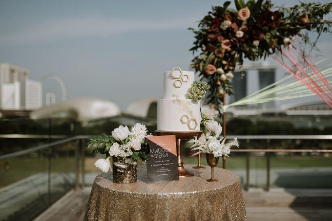 Modern Eclectic 1 by Everitt Weddings - 023