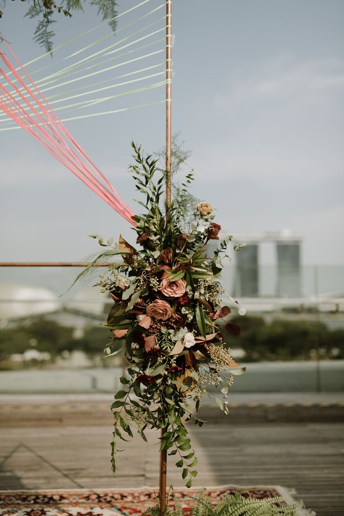 Modern Eclectic 1 by Everitt Weddings - 026