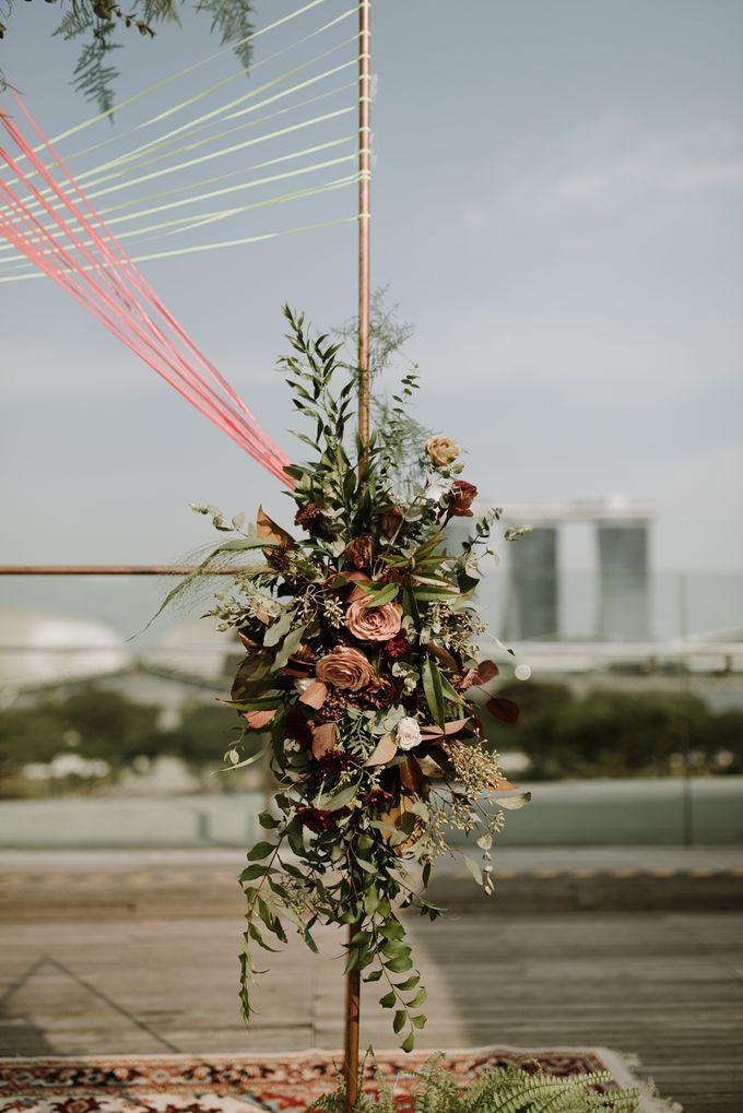 Modern Eclectic 1 by Everitt Weddings - 026