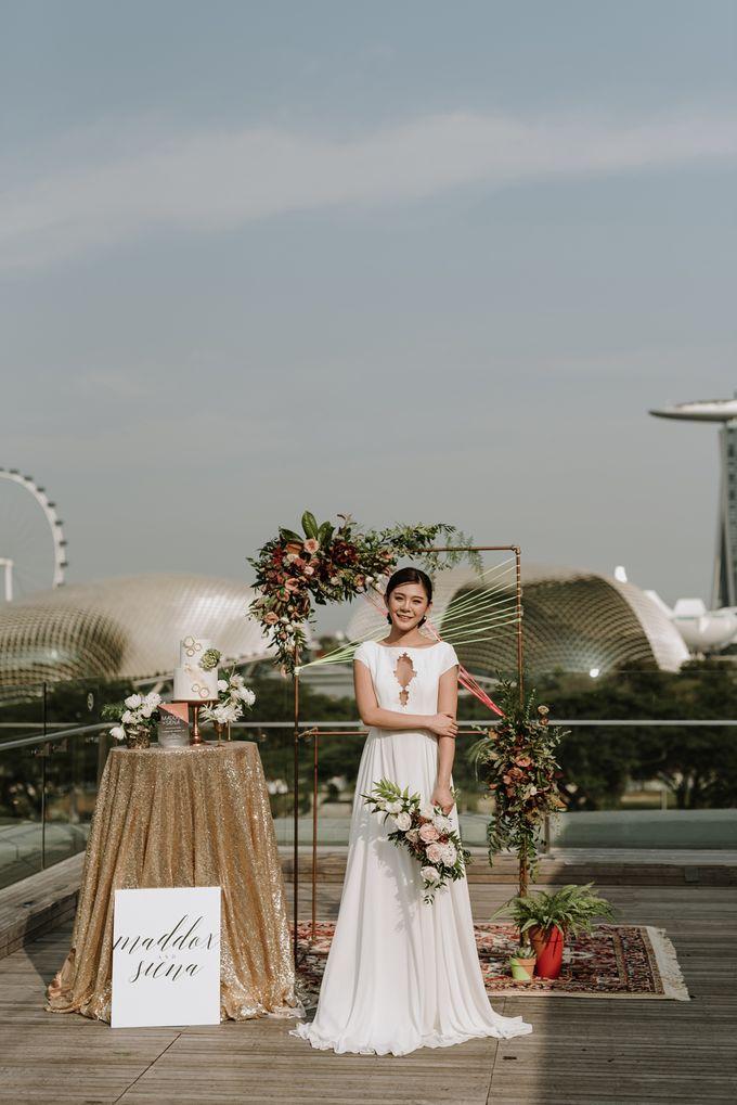 Modern Eclectic 1 by Everitt Weddings - 029