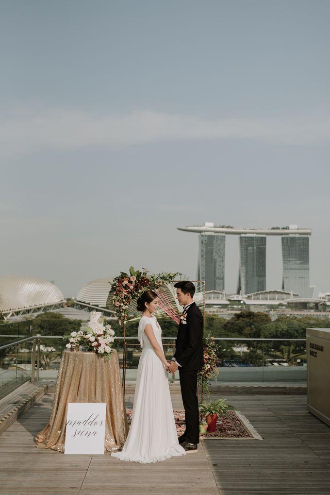 Modern Eclectic 1 by Everitt Weddings - 030