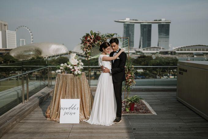 Modern Eclectic 1 by Everitt Weddings - 033