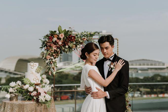 Modern Eclectic 1 by Everitt Weddings - 036