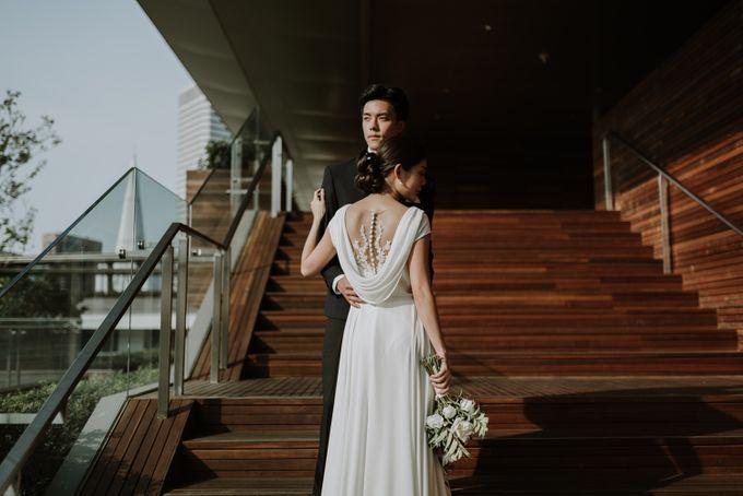 Modern Eclectic 1 by Everitt Weddings - 039