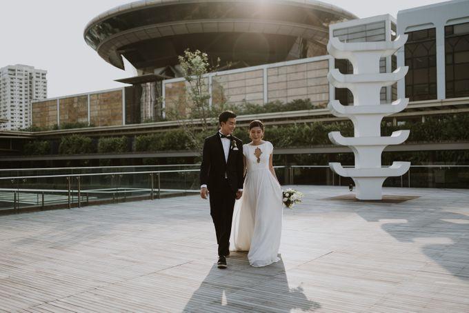 Modern Eclectic 1 by Everitt Weddings - 041