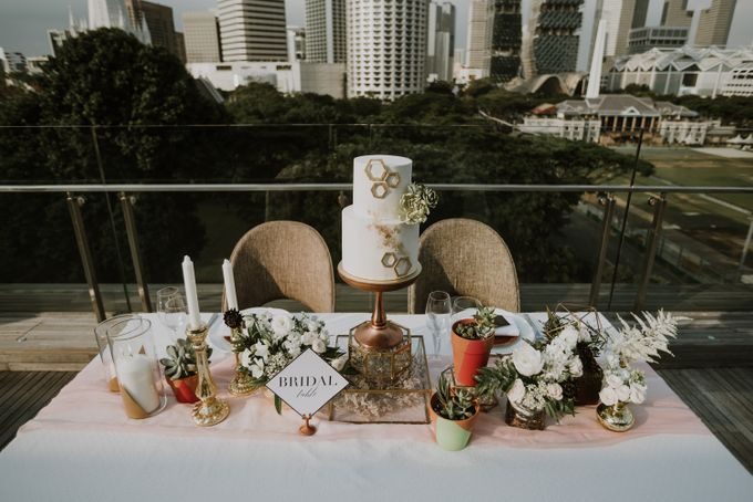 Modern Eclectic 2 by Everitt Weddings - 004
