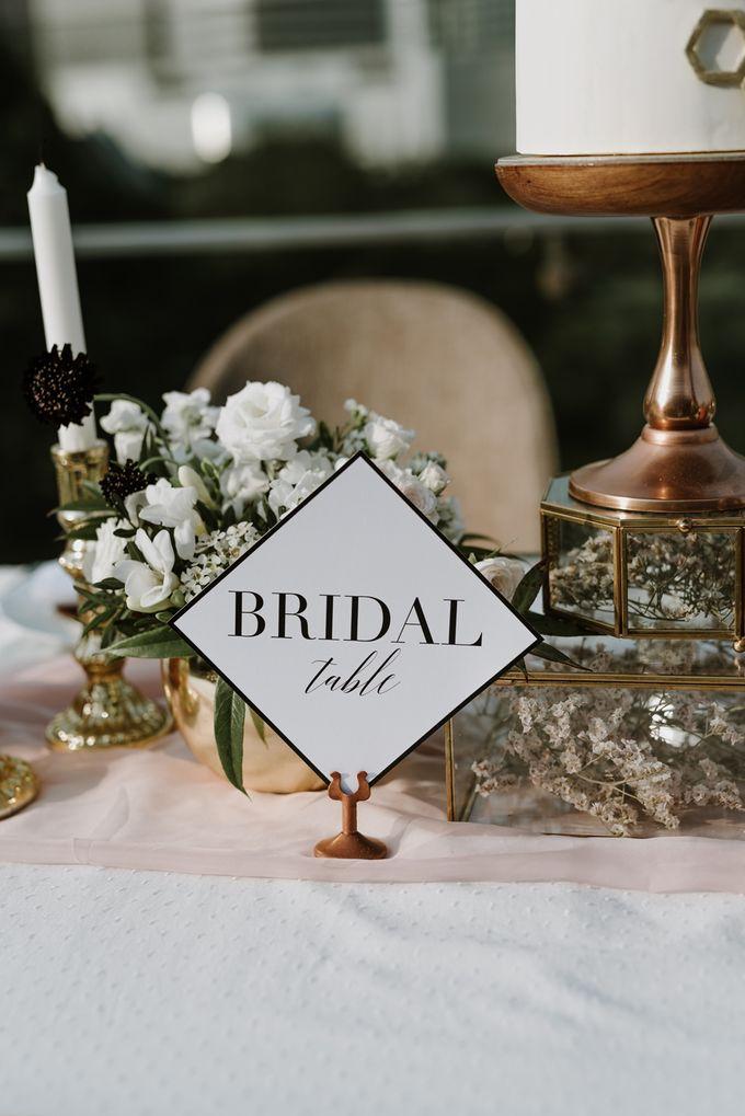 Modern Eclectic 2 by Everitt Weddings - 006