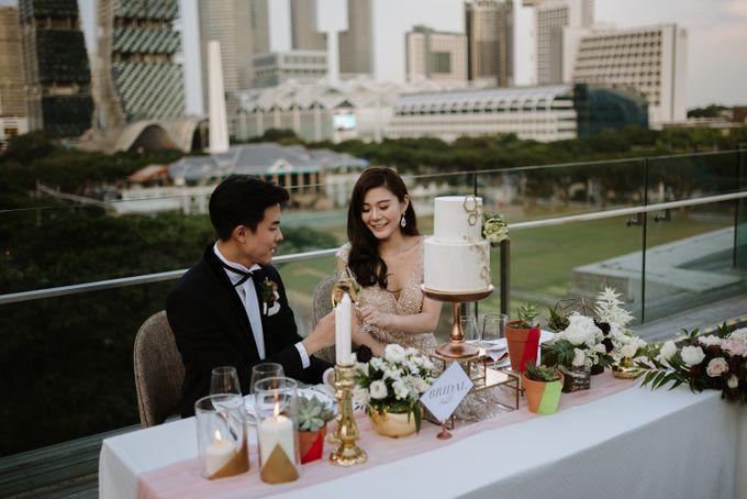 Modern Eclectic 2 by Everitt Weddings - 013