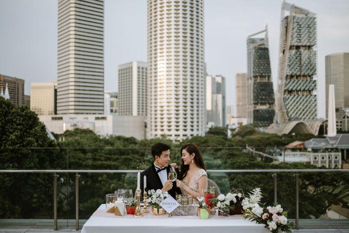 Modern Eclectic 2 by Everitt Weddings - 014