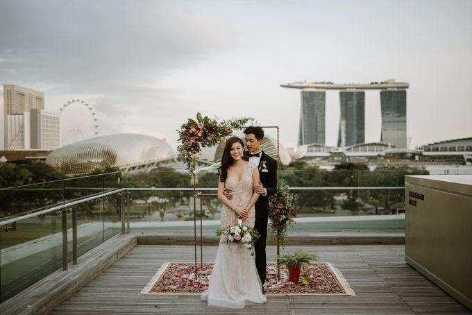 Modern Eclectic 2 by Everitt Weddings - 021