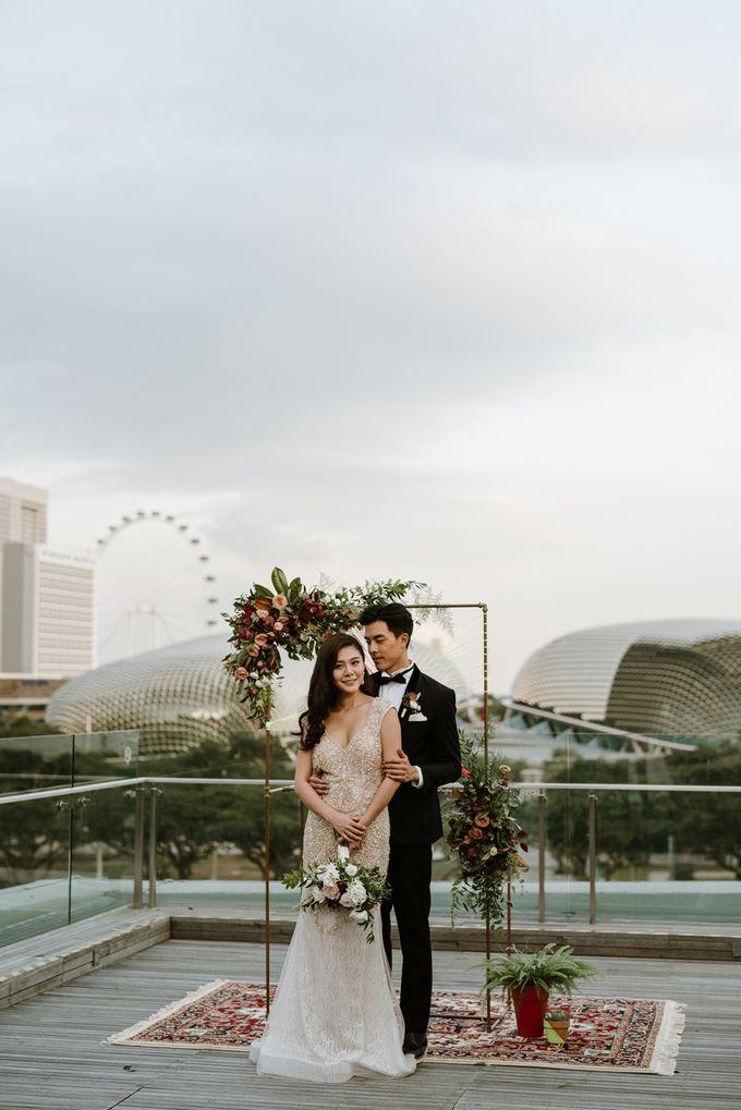 Modern Eclectic 2 by Everitt Weddings - 022