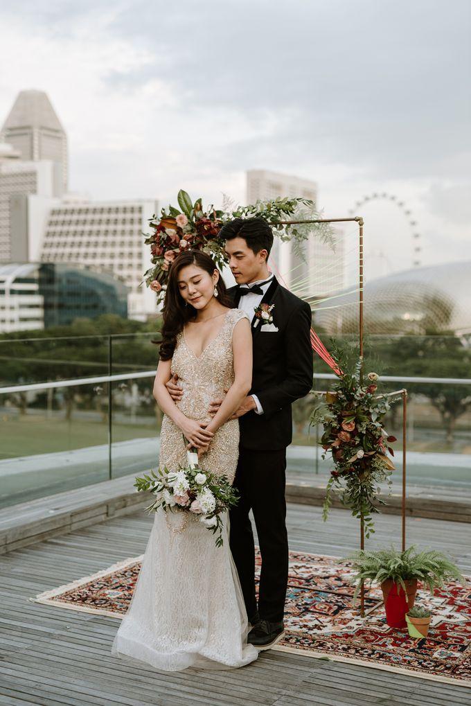 Modern Eclectic 2 by Everitt Weddings - 024