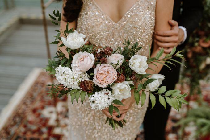 Modern Eclectic 2 by Everitt Weddings - 025