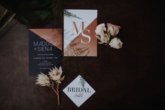Modern Eclectic 2 by Everitt Weddings - 040