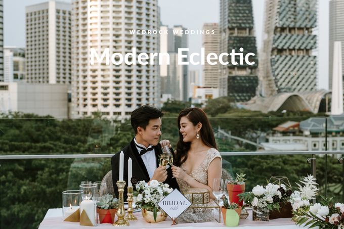 Modern Eclectic 2 by Everitt Weddings - 001