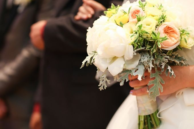 Bridal Bouquets by The Olive 3 (S) Pte Ltd - 013