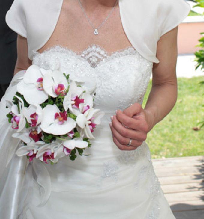 Romantic light pink wedding by Sogni Confettati - 048