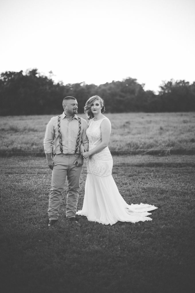Boho Bride by Amber Elaine Photography - 004