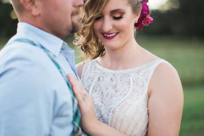 Boho Bride by Amber Elaine Photography - 007
