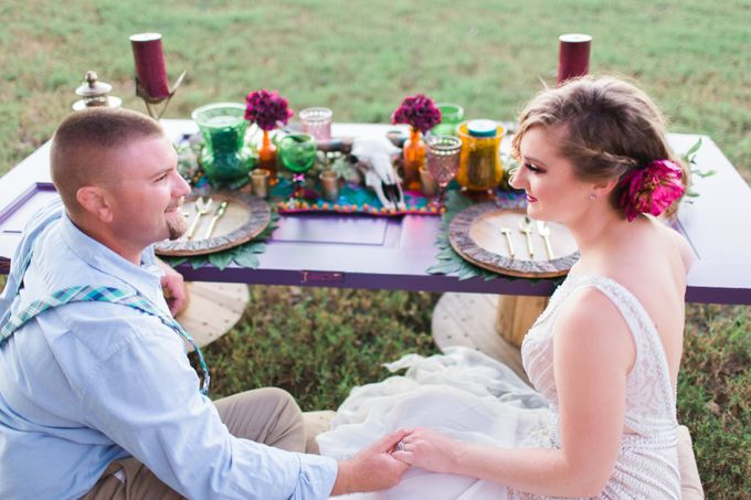 Boho Bride by Amber Elaine Photography - 013