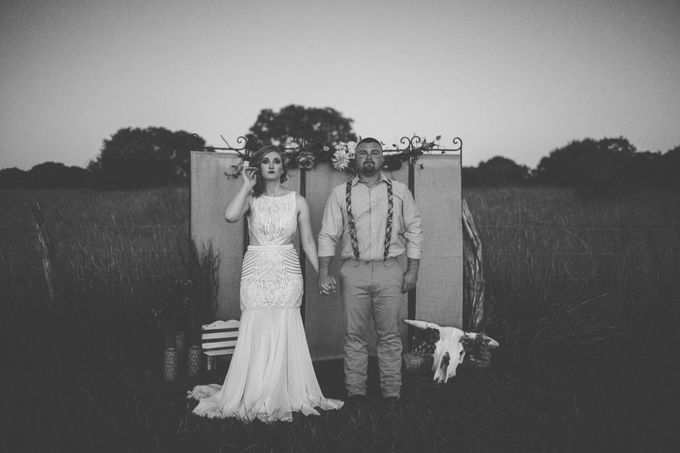 Boho Bride by Amber Elaine Photography - 017
