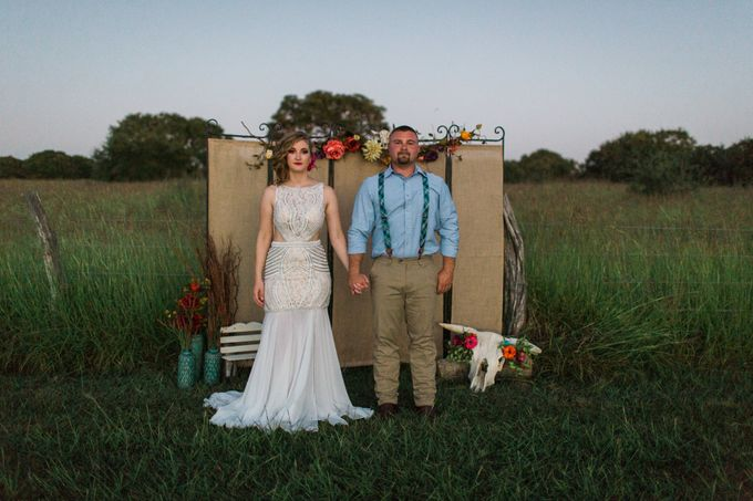 Boho Bride by Amber Elaine Photography - 018