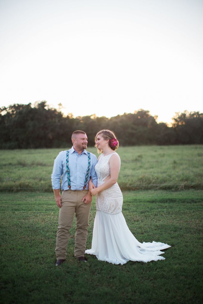 Boho Bride by Amber Elaine Photography - 003