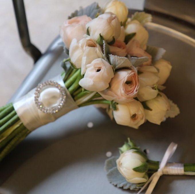 Boutonniere & Corsage by La Belle Vie flower - 004