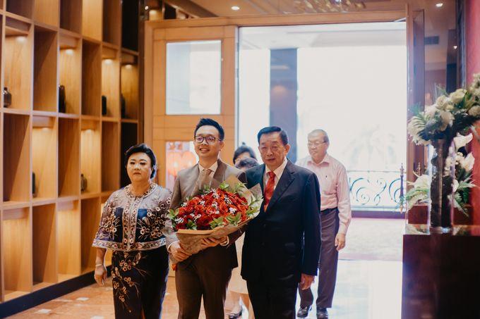 Ting Hung - Daisy & Haryo @JW Mariott by JW Marriott Hotel Jakarta - 006