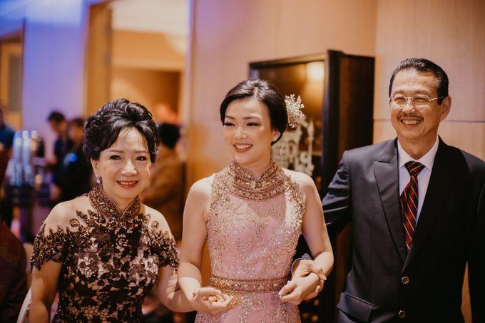 Ting Hung - Daisy & Haryo @JW Mariott by JW Marriott Hotel Jakarta - 007