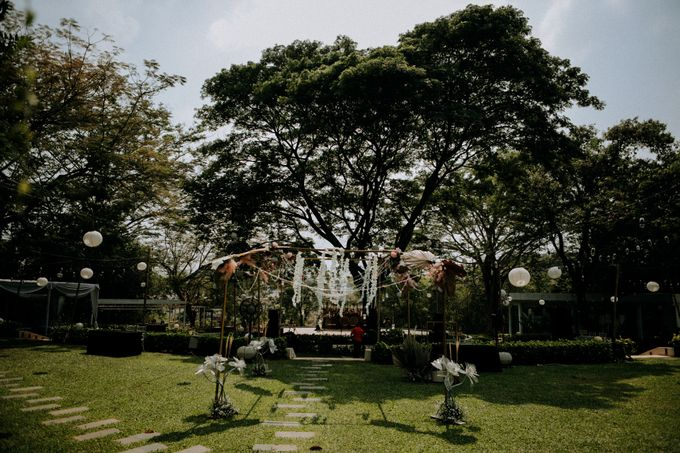 The Garden Wedding Fair by Raffles Hills Cibubur - On Green Garden Venue - 027