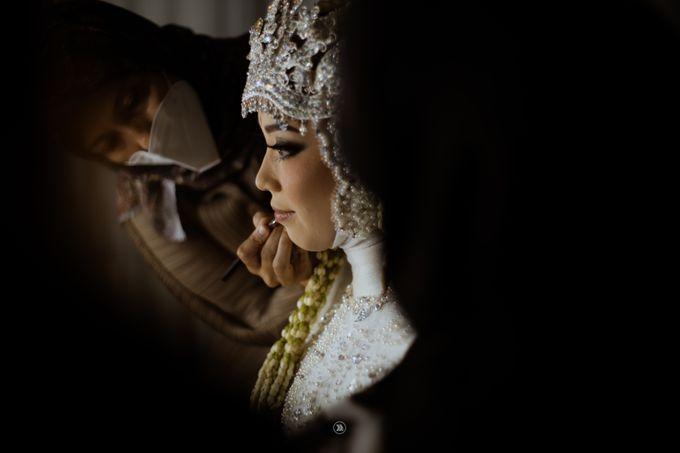Acara Pernikahan Siti Ardiya Sakinah Salim & Sugiherlambang by D'soewarna Wedding Planning - 002