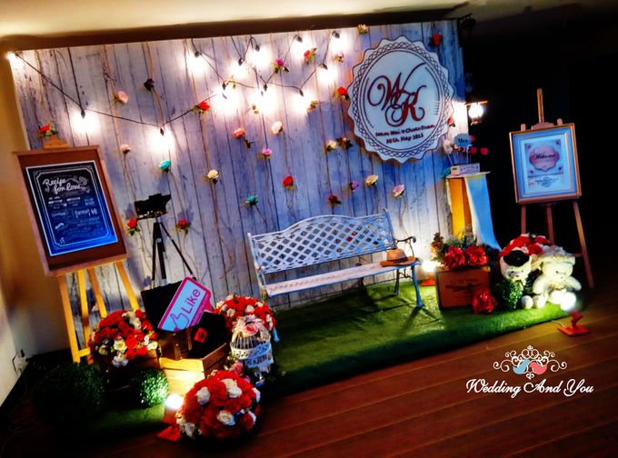 Photo Booth  Design by Wedding And You - 039