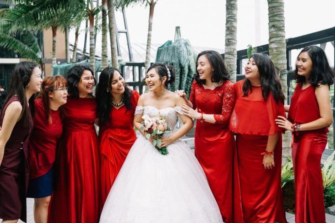 Indonesian Isabella Wedding day by Stephy Ng Makeup and Hair - 003