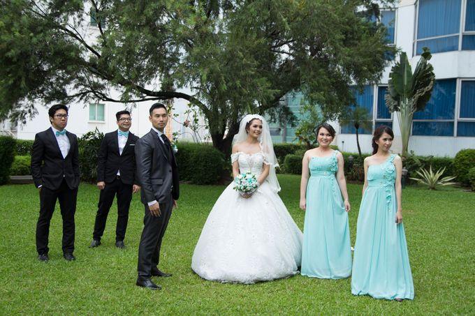 Wedding Robert & Vega by Red Hat Organizer - 028