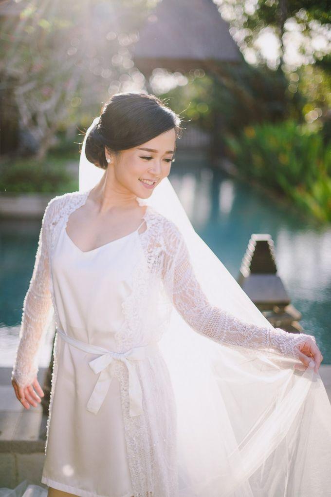 THE WEDDING OF ANDRES & REGINA - Morning Bridal Beauty Shoots by Meliana Make Up Artist - 002