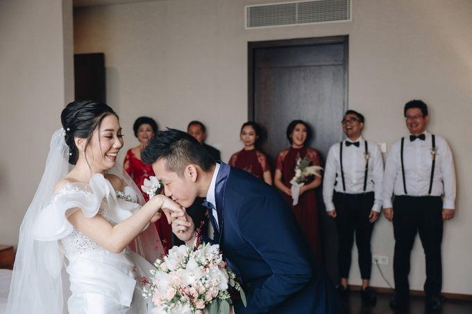 William & Selvi Wedding at Hilton Hotel by PRIDE Organizer - 006