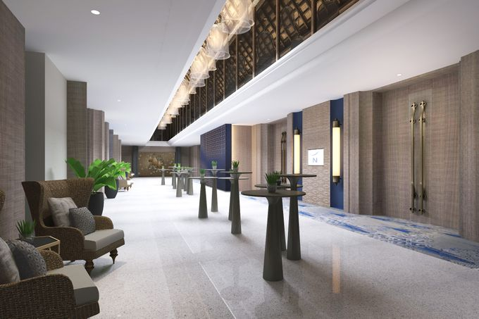 NEW Novotel Grand Ballroom (May 2020 opened) by Novotel Bogor Golf Resort and Convention Centre - 004