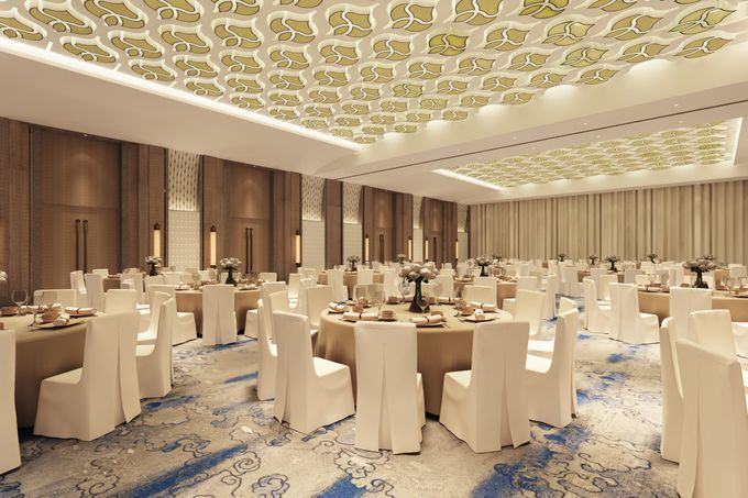 NEW Novotel Grand Ballroom (May 2020 opened) by Novotel Bogor Golf Resort and Convention Centre - 001