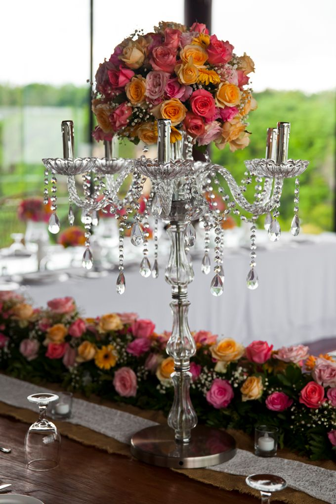 Wedding at Bracha Villa Uluwatu by d'Oasis Florist & Decoration - 005