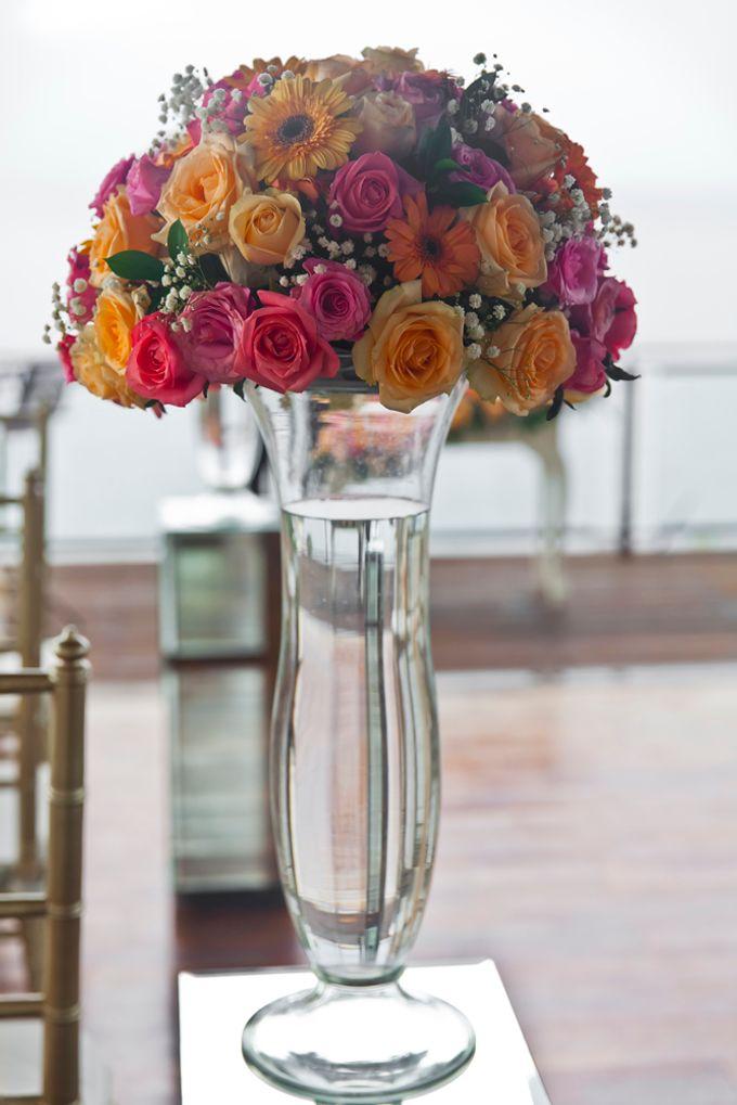 Wedding at Bracha Villa Uluwatu by d'Oasis Florist & Decoration - 008