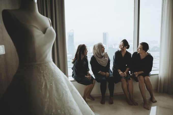 Bram & Tiany Wedding Day by Chroma Pictures - 023