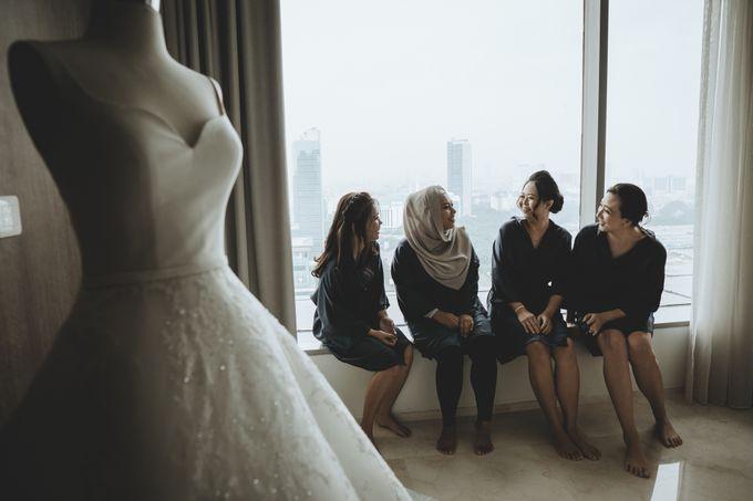 Bram & Tiany Wedding Day by One Heart Wedding - 023
