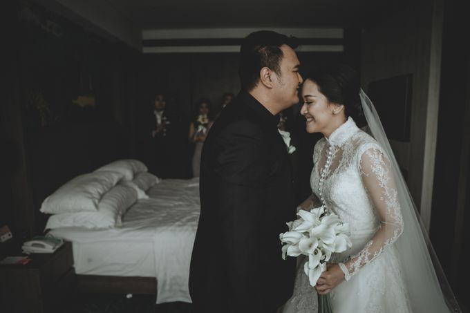 Bram & Tiany Wedding Day by One Heart Wedding - 044