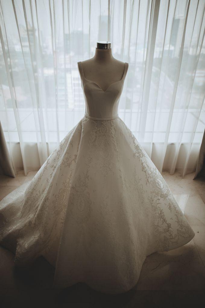 Bram & Tiany Wedding Day by One Heart Wedding - 018