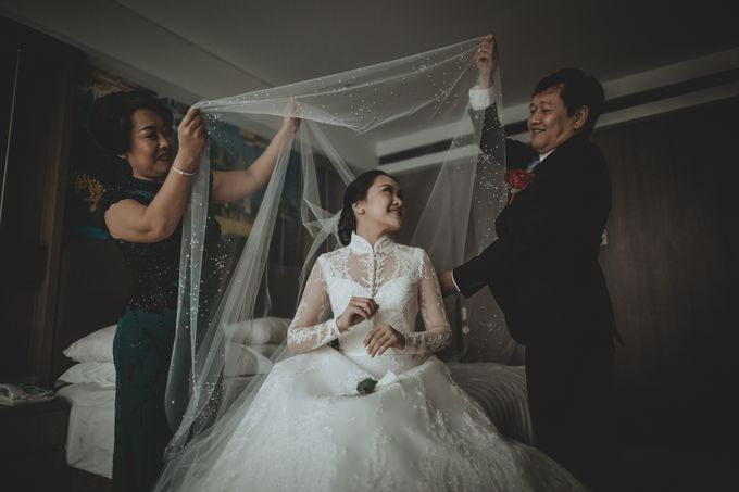 Bram & Tiany Wedding Day by Chroma Pictures - 033