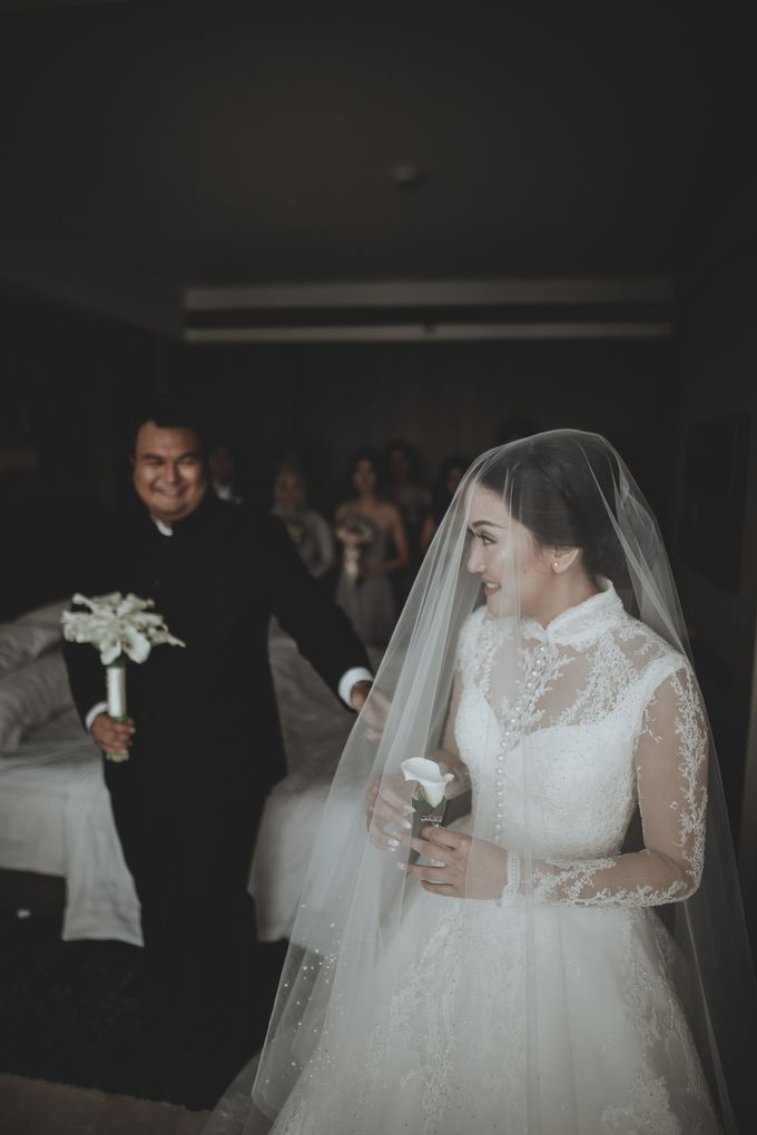 Bram & Tiany Wedding Day by Chroma Pictures - 042