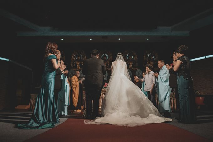 Bram & Tiany Wedding Day by Chroma Pictures - 049